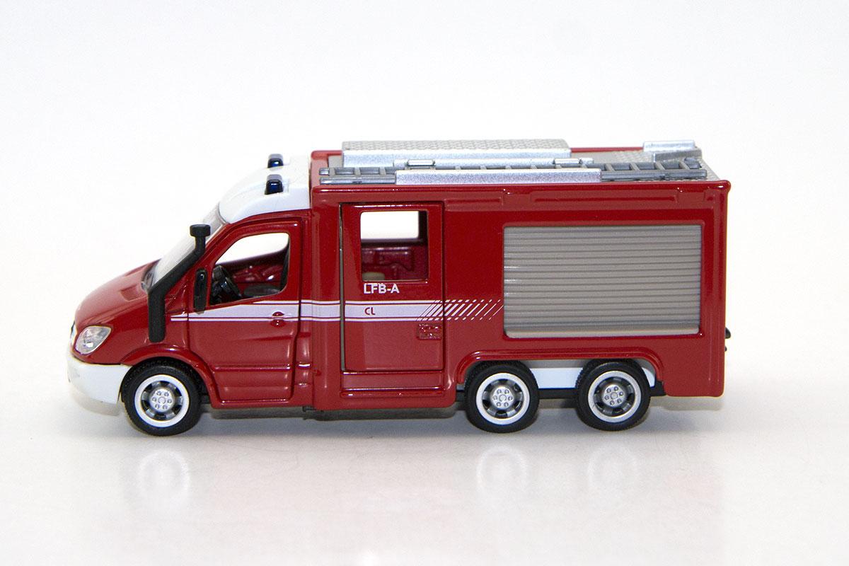 Camion de pompier SIKU 2113