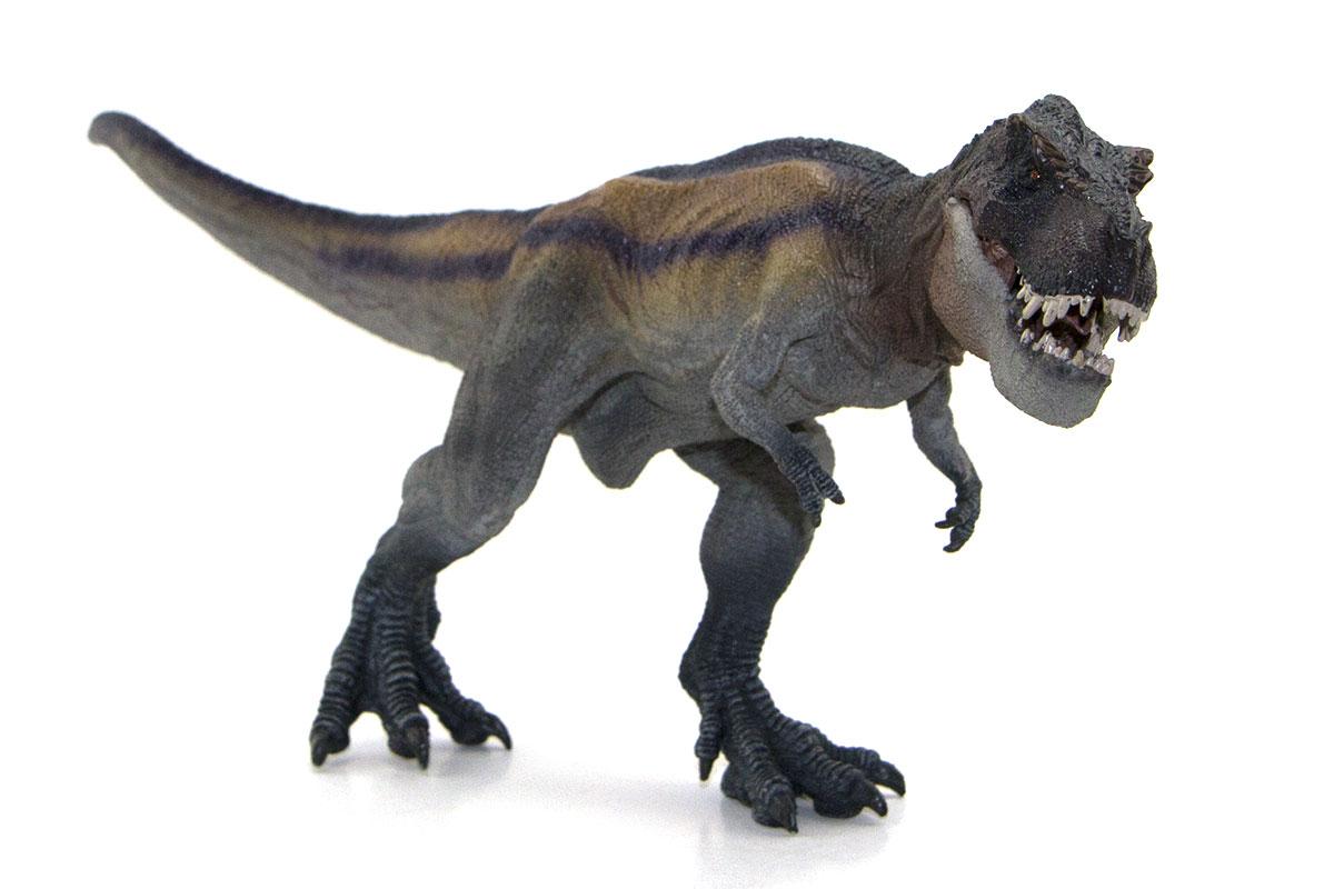 Le tyrannosaure rex, le plus effroyable des dinosaures ayant foulé la terre est disponible aux Jouets des Gobelins. Saurez-vous le dompter ?