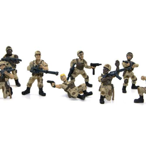 Commando operation desert
