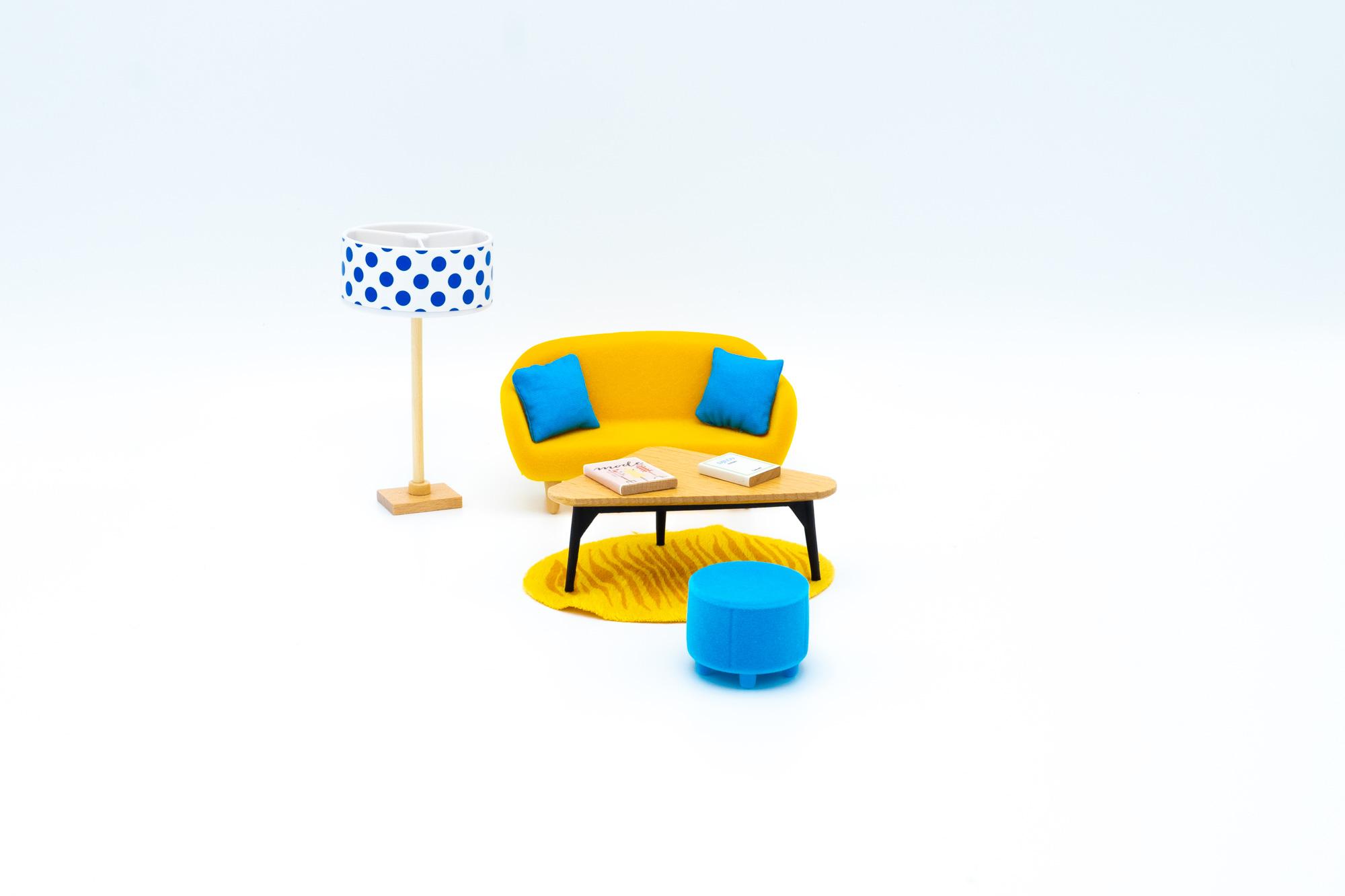 Djeco Salon Living Room